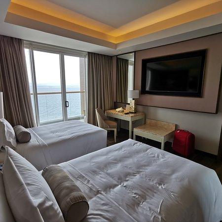 Dusit Thani Mactan Cebu Resort: Bedroom