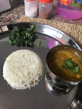 Just a Fabulous Nepalese Cooking Lesson