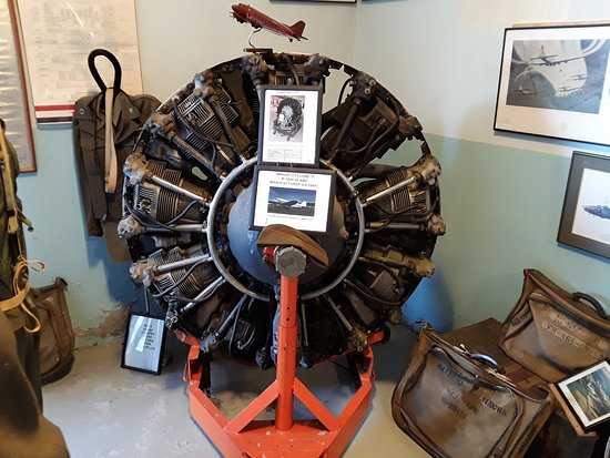 Radial piston engine that you can actually touch!