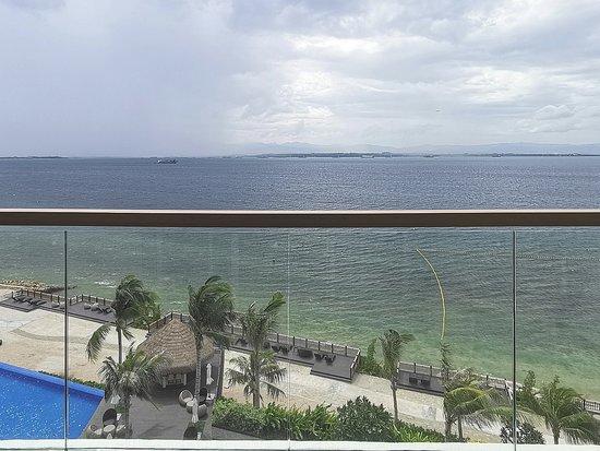Dusit Thani Mactan Cebu Resort: Executive room view