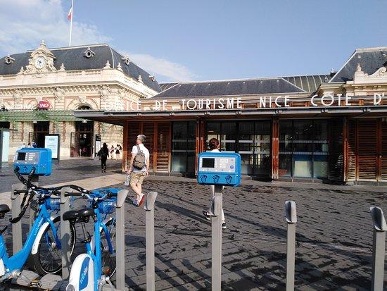 Office de Tourisme Metropolitain Nice Cote d'Azur