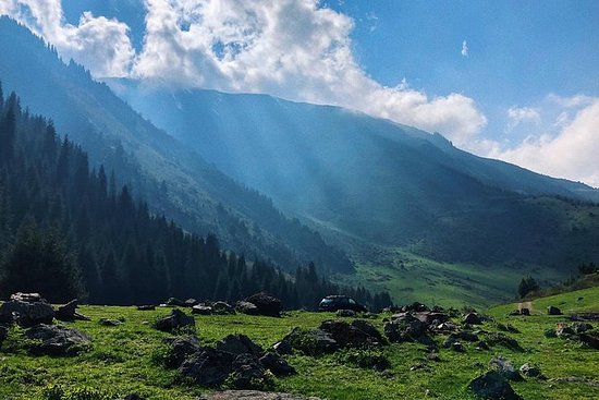 Ala-Archa nasjonalpark og kyrgyz...