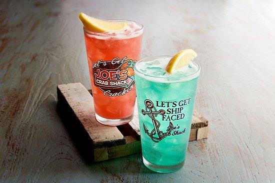 Cocktail in Keepsake Pint Glasses
