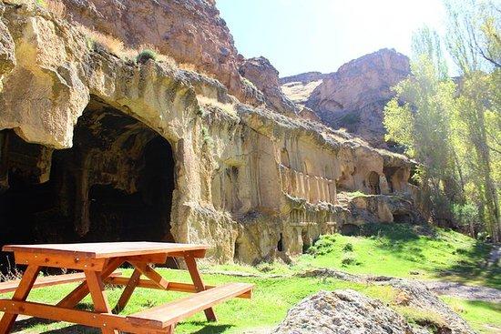 Tour bleu privé de la Cappadoce
