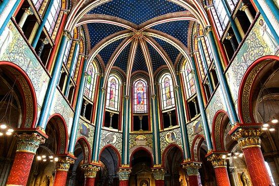 Eglise de Saint Germain des Prés , Abside et chœur
