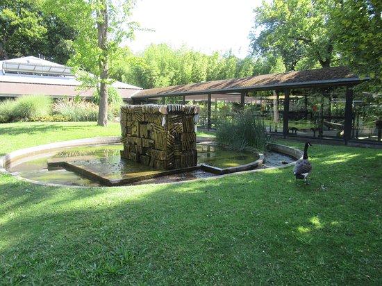 Fontaine de Marc Antoine Bissière