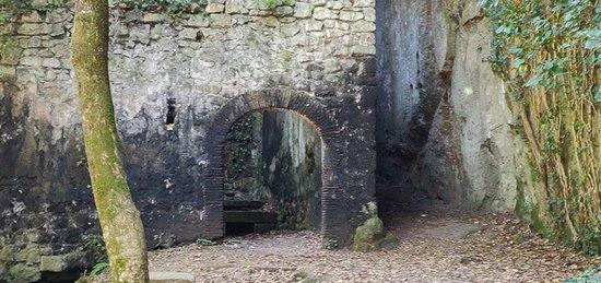 Cascate Torrente Castello: Si prosegue a destra