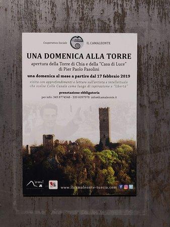 Cascate Torrente Castello: E' visitabile