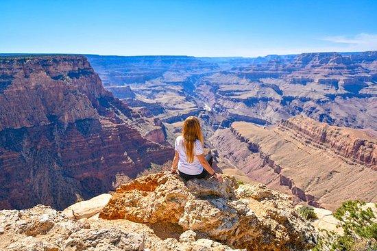Grand Canyon South Rim Tour mit dem...