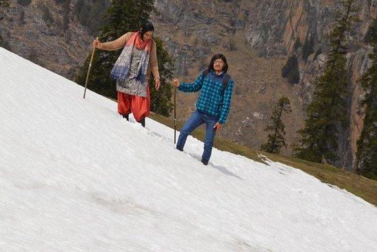 Parang La Trek - Spiti to Ladakh