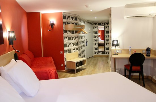 Best Western Hotel Opera Drouot: Chambre Supérieure