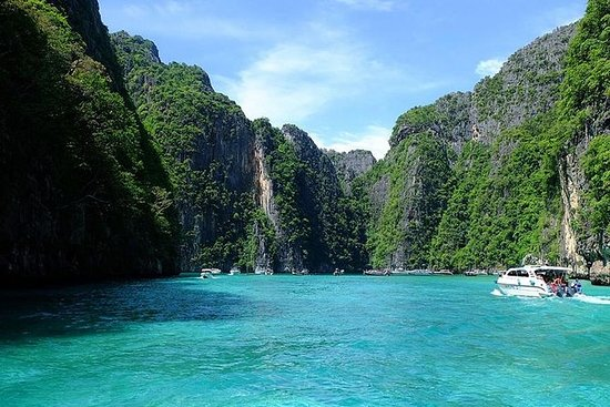 Phi Phi Island & Maya Bay & Rang Yai...