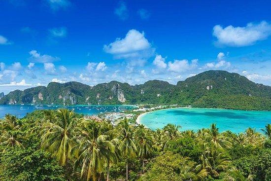 Maya Bay, Bamboo, Rang Yai and Phi Phi...