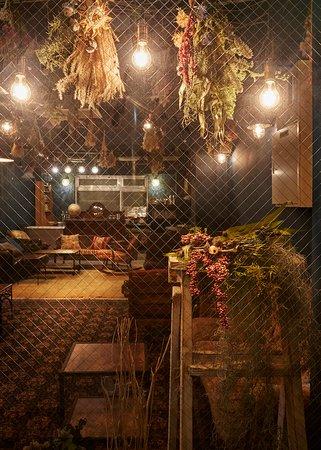 Inside the cafe 6