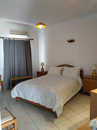 Κρεβατοκάμαρα Διαμέρισμα δυο υπνοδωματίων no4