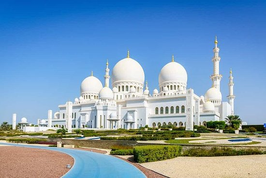Volledige dag Abu Dhabi Sightseeing Tour
