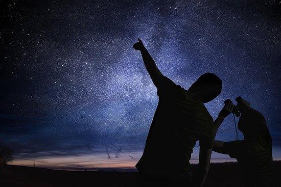 As estrelas se alinharam