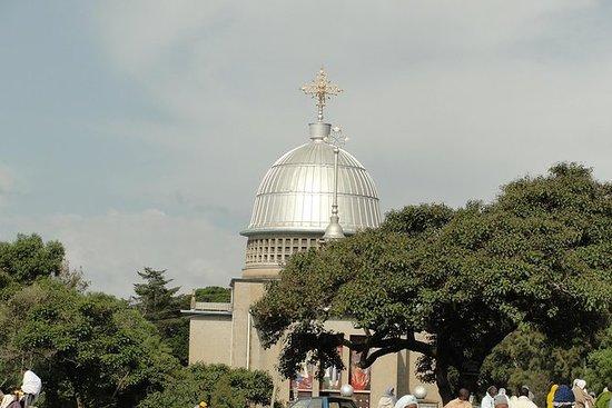 Dagtocht van Addis Ababa naar Debre ...