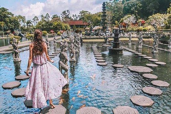 バリ島の天国のゲート&Instagramableツアー