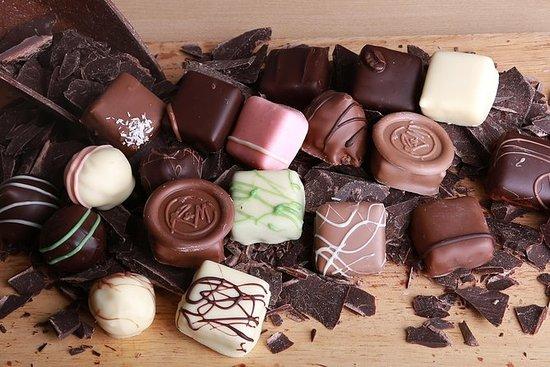 Sjokoladefremstillingsverksted