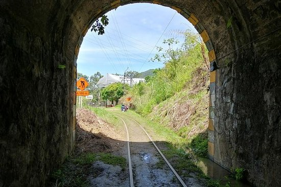 Moto Day Trip to Railroad Tunnel at El...