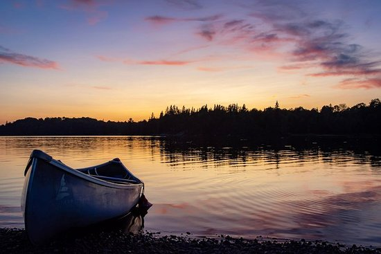 Backcountry Canoe Experiences into...