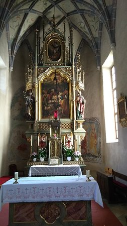 Pfarrkirche Sagritz