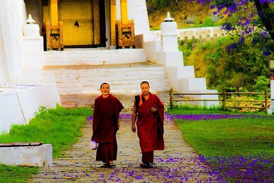 8 dager 7 netter Bhutan Holiday