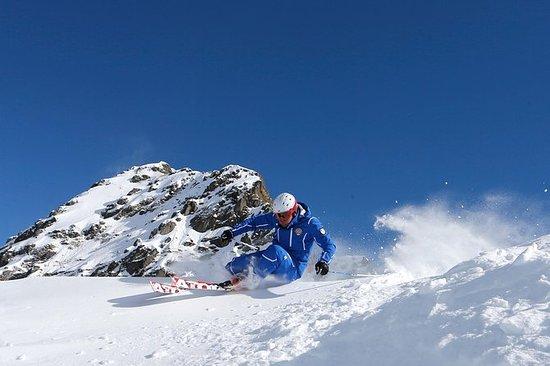 Clases privadas de Freeride - Esquí