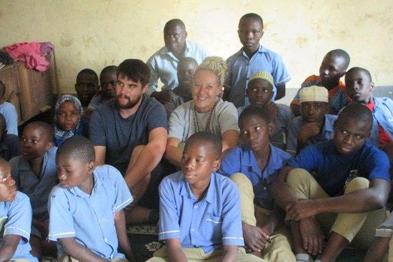 ボランティア旅行とサファリウガンダ