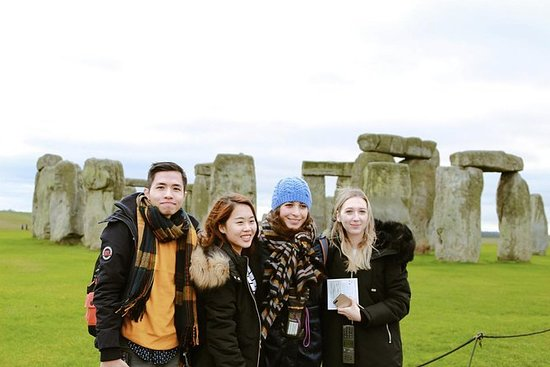 Excursion d'une journée à Stonehenge...