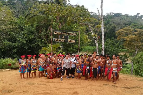 Embera Village Tour