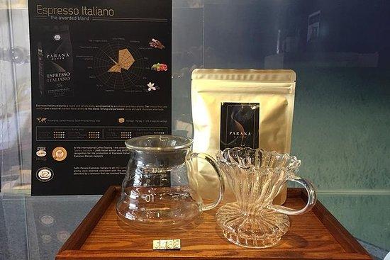 Prêmio Hand Drip Coffee Time - Itália...