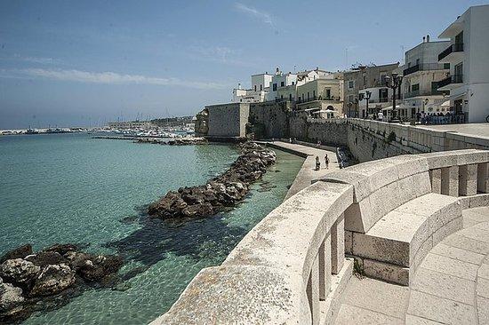 Recorrido a pie por Otranto