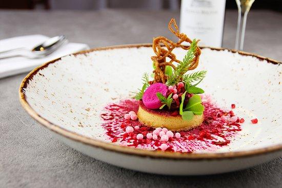 Restaurant Artiste: Food