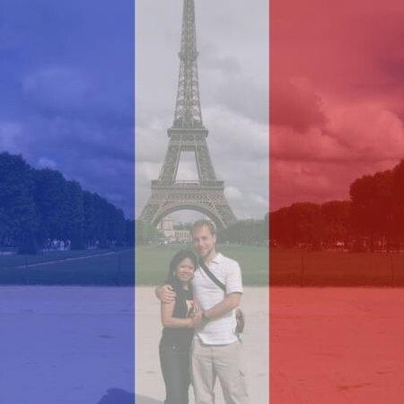 Paris Marriott Rive Gauche Hotel & Conference Center: Young couple