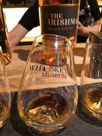 Irish Whiskey Museum Experience Ticket: Whiskey tasting