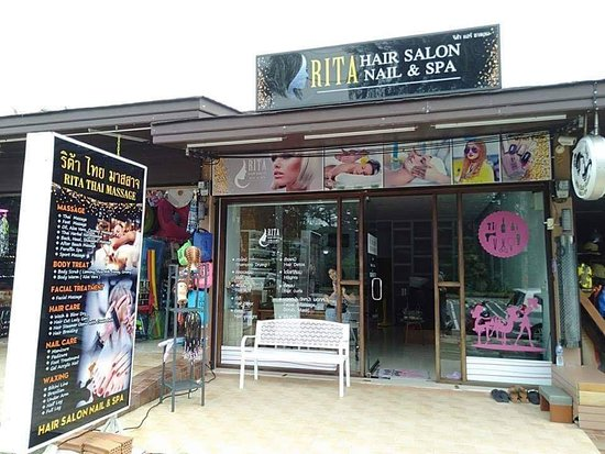 Rita Hair Salon Nail & Spa