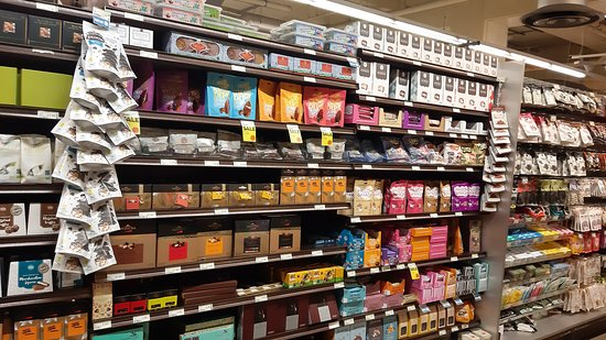 Whole Foods Market: on the lower ground