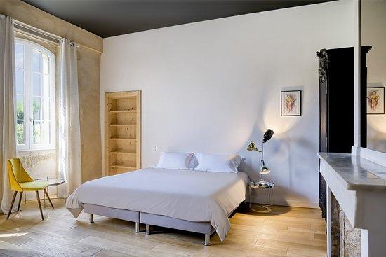 Saint-Jean-le-Comtal, Frankrijk: La chambre Boisée