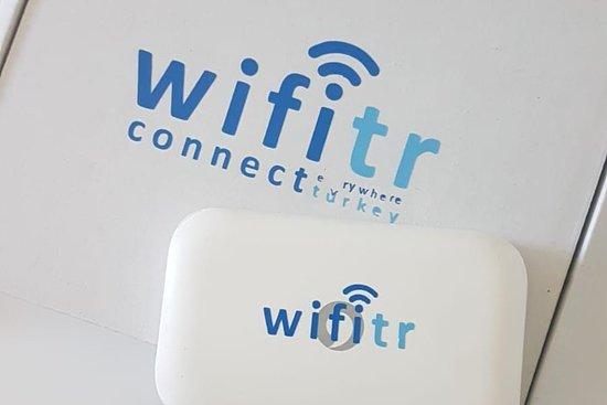 WIFITR- cheapest wifi in Turkey