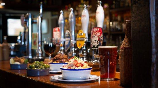 Dining at The New Inn, Tresco - Restaurant Reviews, Photos