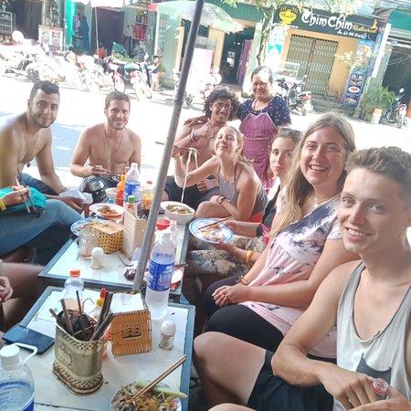 Quan Ba, Vijetnam: Đồ ăn nhanh