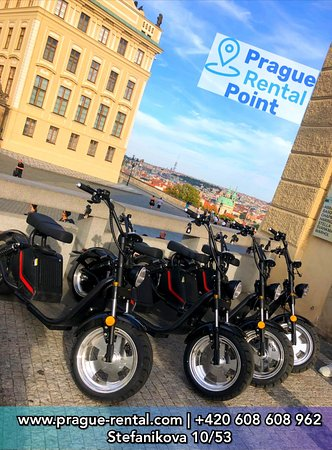 Prague Rental Point