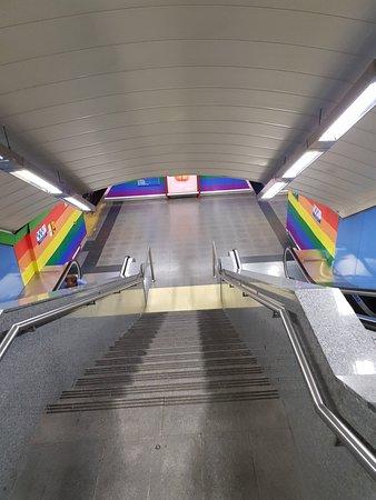 Chueca metro