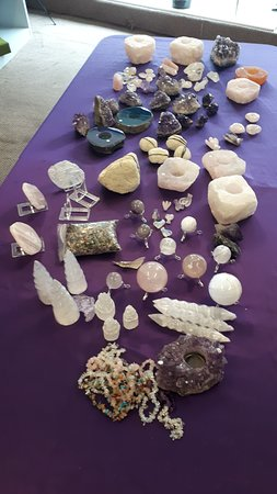 Crystals and Natural Gemstones on Sale.