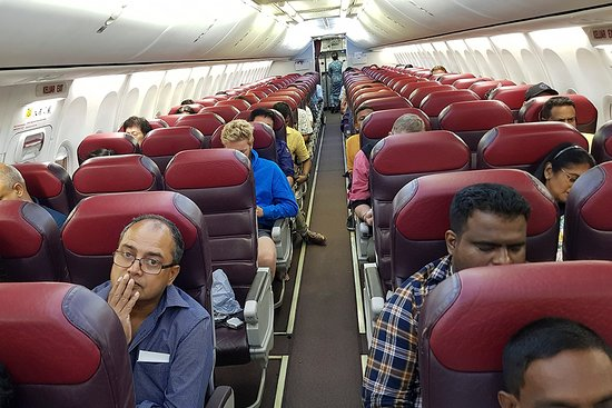 Malaysia Airlines: Seating 3-3