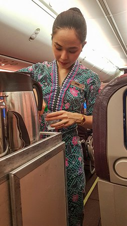 Malaysia Airlines: Service