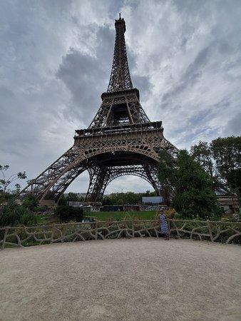 Eiffel Tower – fotografija