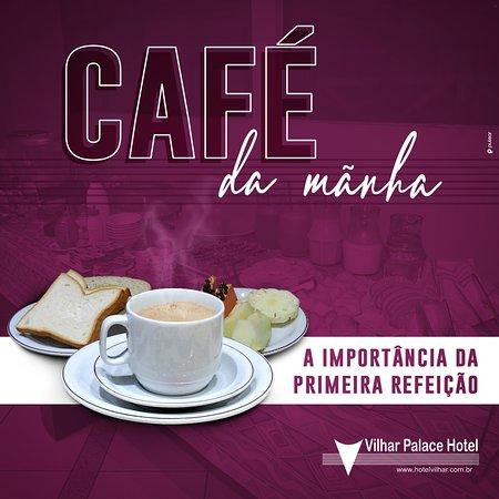 Ivaipora, PR: CAFÉ DA MANHÃ